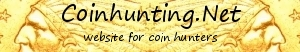 Coinhunting.Net - Website&#13;&#10;For&#13;&#10;